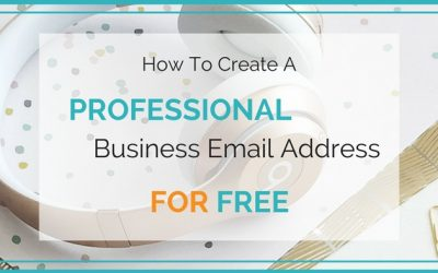 How to Create a Professional Business Email for Free